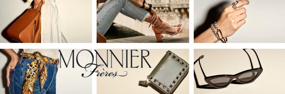 monnier Frères拥有超过4000种不同类型的配饰,超过100种奢侈品牌
